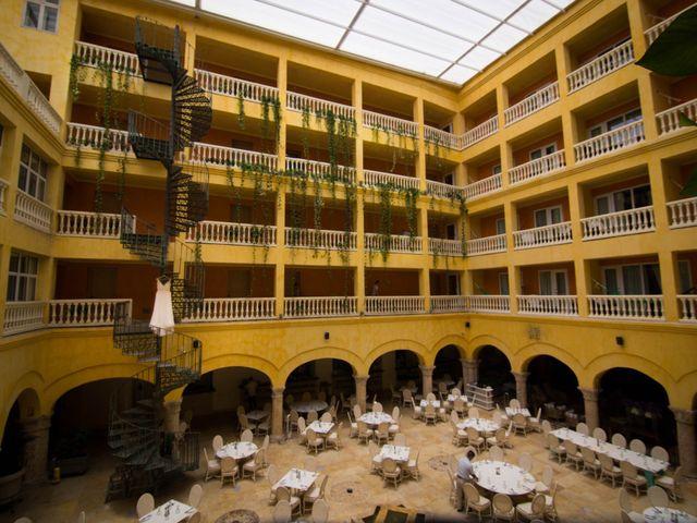 El matrimonio de Francisco y Constanza en Cartagena, Bolívar 3