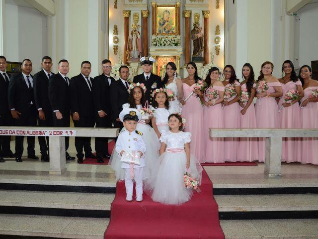 El matrimonio de Wander y  Eyleen en Barranquilla, Atlántico 14