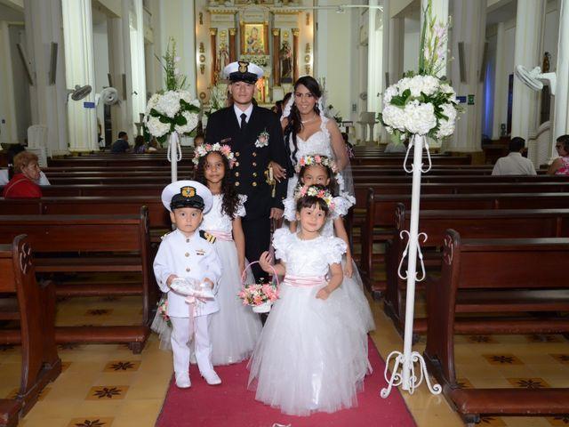 El matrimonio de Wander y  Eyleen en Barranquilla, Atlántico 16