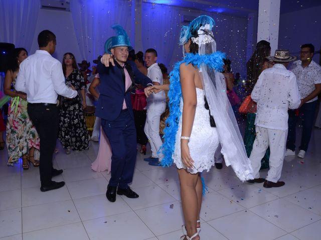 El matrimonio de Wander y  Eyleen en Barranquilla, Atlántico 52