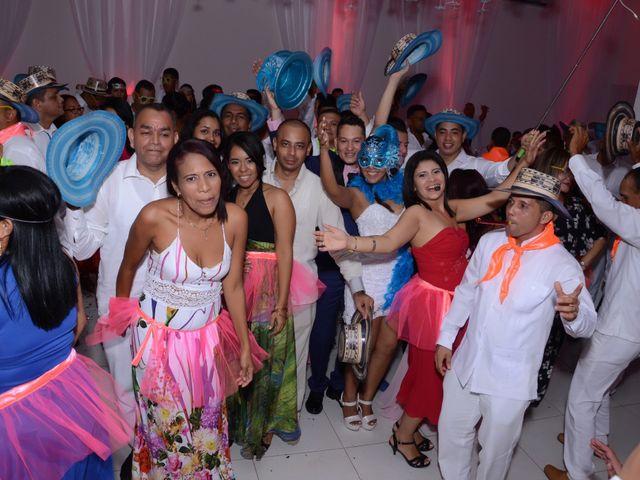 El matrimonio de Wander y  Eyleen en Barranquilla, Atlántico 54