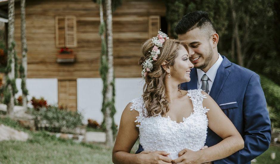 El matrimonio de Daniel  y Natalia  en Floridablanca, Santander