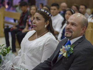 El matrimonio de Marina y Jairo