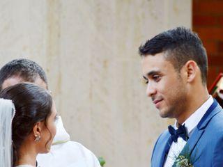 El matrimonio de Viviana y Salomon 3