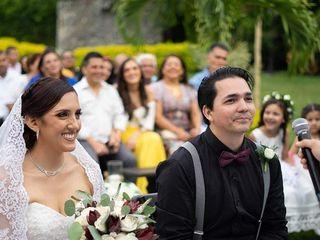 El matrimonio de Lina María y Víctor  2