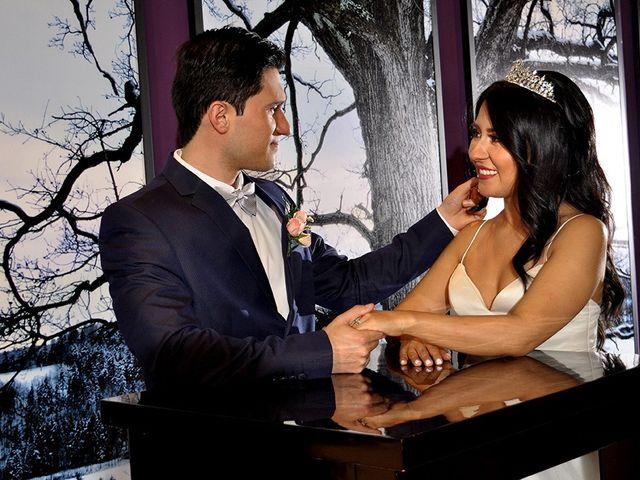 El matrimonio de Alejandra y Felipe