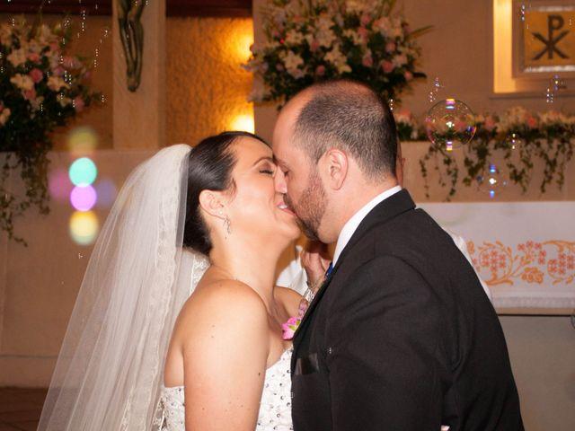 El matrimonio de Adriana y Cris