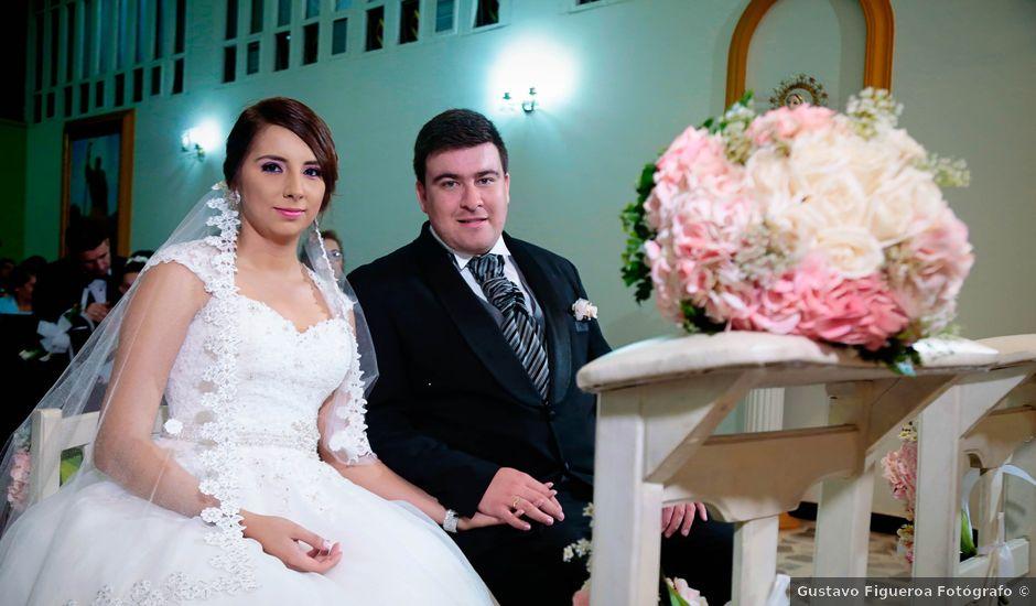 El matrimonio de Jairo y Diana en Bucaramanga, Santander