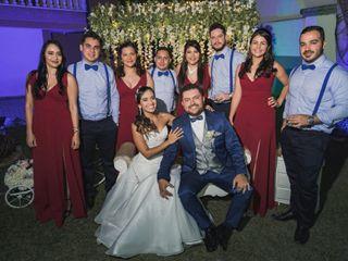 El matrimonio de William  y Natalia  2