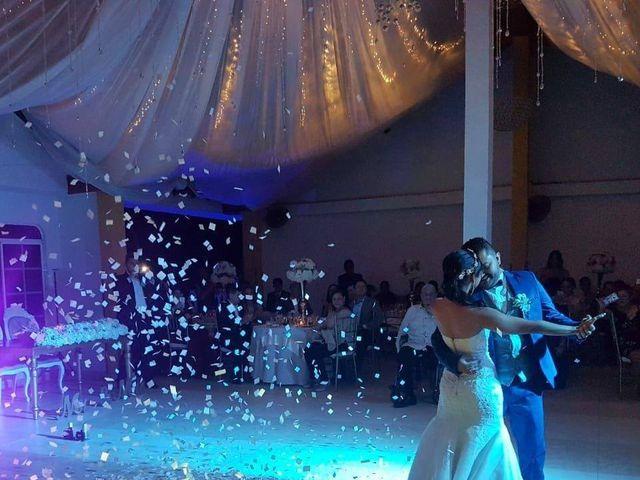 El matrimonio de William  y Natalia