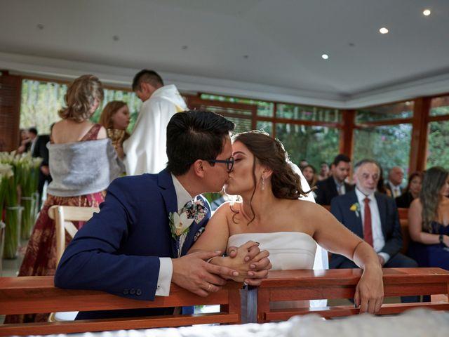 El matrimonio de Camilo y Paula en Cota, Cundinamarca 37
