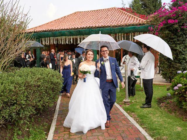 El matrimonio de Camilo y Paula en Cota, Cundinamarca 38