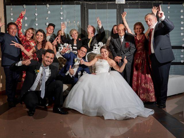 El matrimonio de Camilo y Paula en Cota, Cundinamarca 49