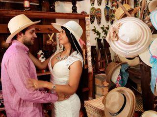 El matrimonio de Sindy y Abelardo 1