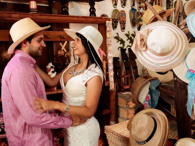 El matrimonio de Abelardo y Sindy en Bucaramanga, Santander 2