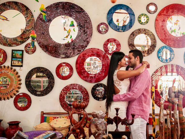 El matrimonio de Abelardo y Sindy en Bucaramanga, Santander 3