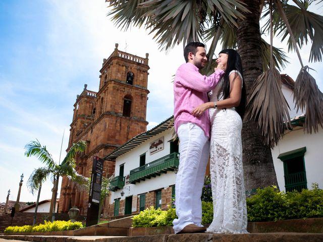 El matrimonio de Abelardo y Sindy en Bucaramanga, Santander 5