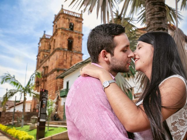 El matrimonio de Abelardo y Sindy en Bucaramanga, Santander 6