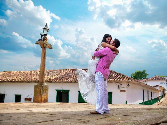 El matrimonio de Abelardo y Sindy en Bucaramanga, Santander 9
