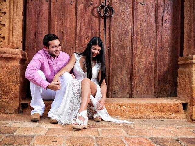 El matrimonio de Abelardo y Sindy en Bucaramanga, Santander 10