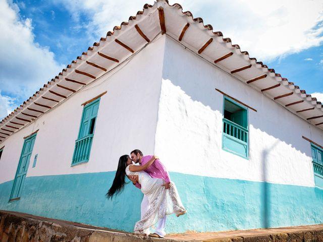 El matrimonio de Abelardo y Sindy en Bucaramanga, Santander 1