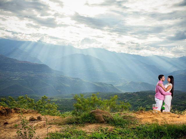 El matrimonio de Abelardo y Sindy en Bucaramanga, Santander 13