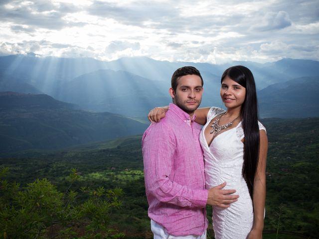 El matrimonio de Abelardo y Sindy en Bucaramanga, Santander 14
