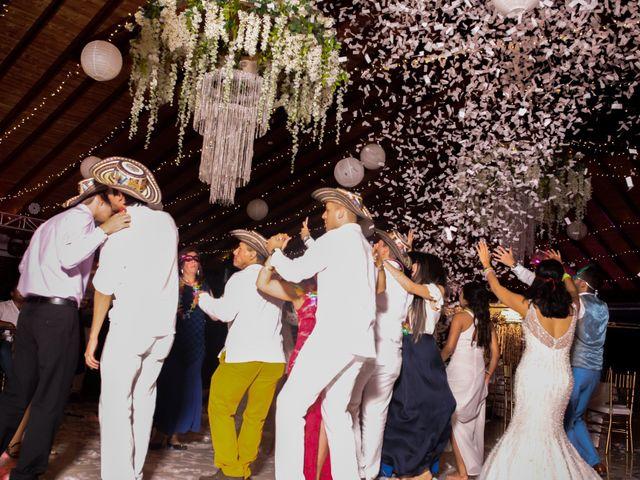 El matrimonio de Abelardo y Sindy en Bucaramanga, Santander 49