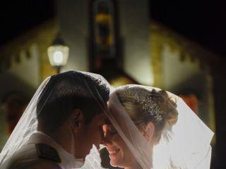 El matrimonio de Tatiana y Ronald