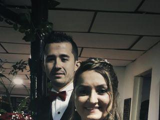 El matrimonio de Valentina y Diego 1