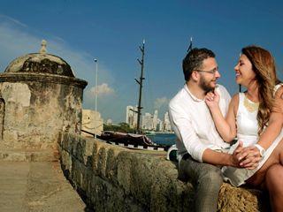 El matrimonio de Luisa y Fernando 1