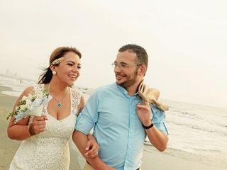 El matrimonio de Luisa y Fernando
