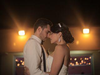 El matrimonio de Viviana y Mauricio