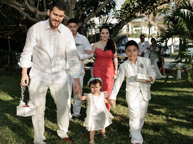 El matrimonio de Jorge y Nadia en Puerto Colombia, Atlántico 19