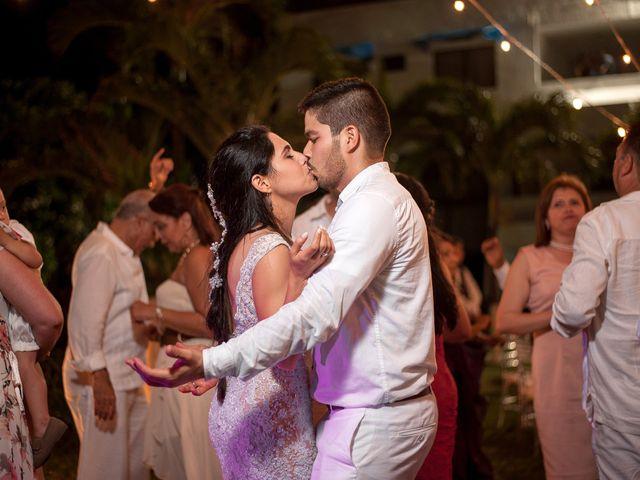 El matrimonio de Jorge y Nadia en Puerto Colombia, Atlántico 41