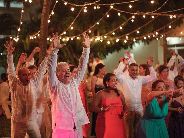 El matrimonio de Jorge y Nadia en Puerto Colombia, Atlántico 42