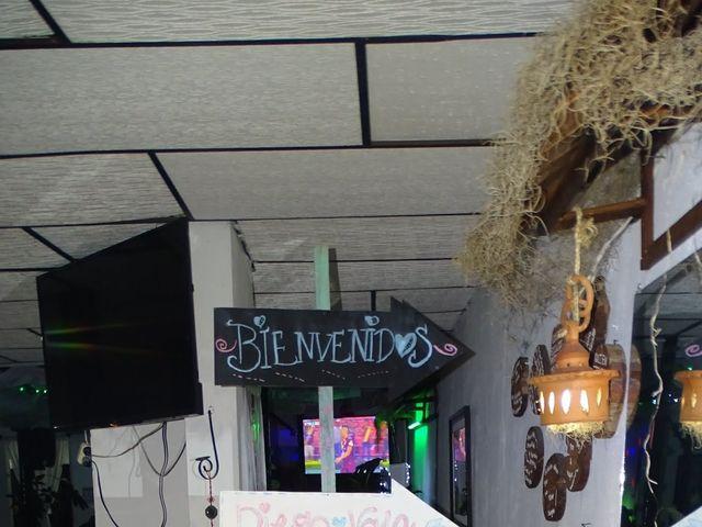 El matrimonio de Diego y Valentina en Chinchiná, Caldas 14