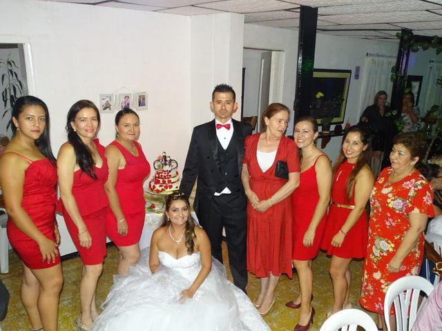 El matrimonio de Diego y Valentina en Chinchiná, Caldas 16