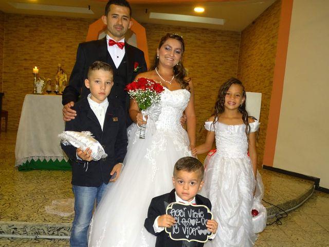 El matrimonio de Diego y Valentina en Chinchiná, Caldas 18