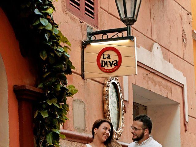 El matrimonio de Fernando y Luisa en Cartagena, Bolívar 5