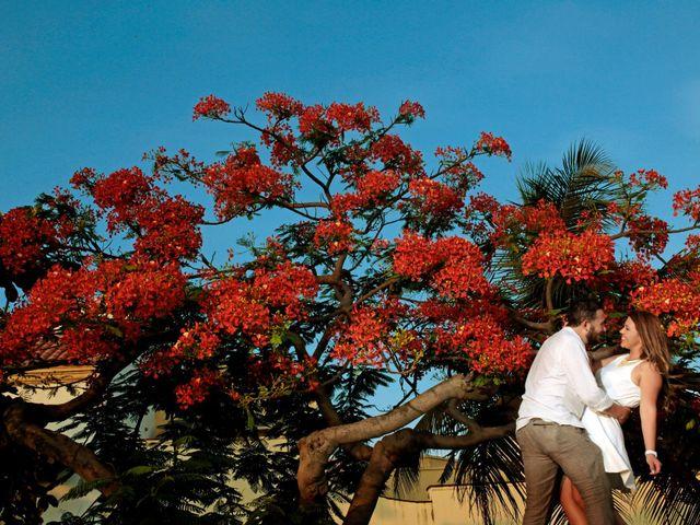El matrimonio de Fernando y Luisa en Cartagena, Bolívar 7