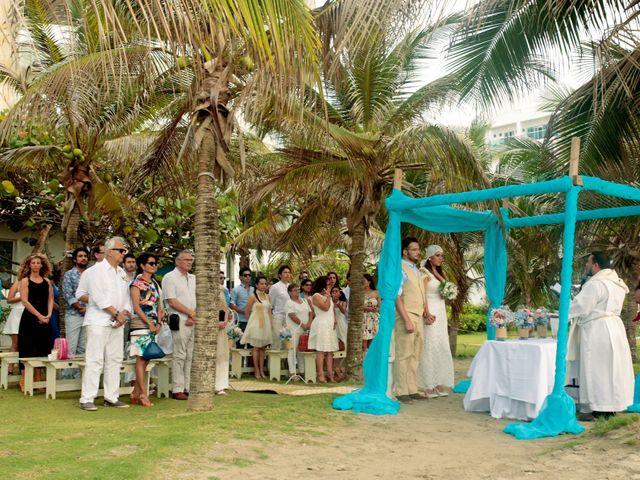El matrimonio de Fernando y Luisa en Cartagena, Bolívar 13