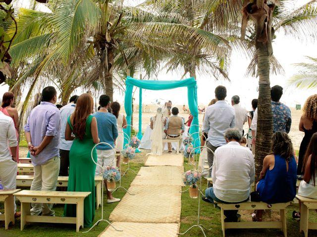 El matrimonio de Fernando y Luisa en Cartagena, Bolívar 14