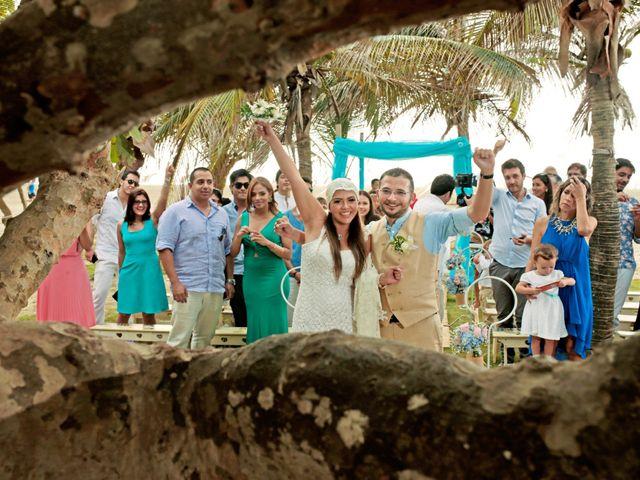 El matrimonio de Fernando y Luisa en Cartagena, Bolívar 15