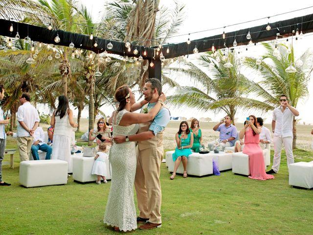 El matrimonio de Fernando y Luisa en Cartagena, Bolívar 20