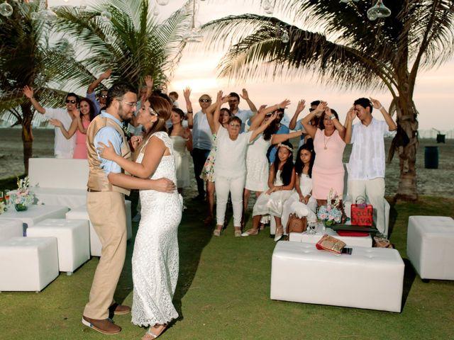 El matrimonio de Fernando y Luisa en Cartagena, Bolívar 21