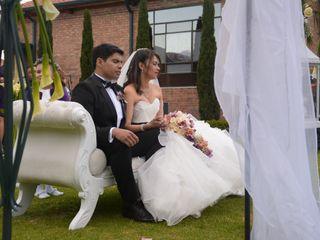 El matrimonio de Abraham y Erika 2