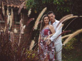 El matrimonio de Yenny y Yamid 1