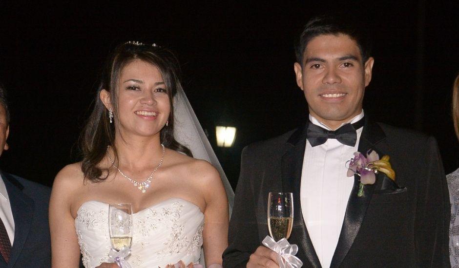 El matrimonio de Erika y Abraham en Cajicá, Cundinamarca
