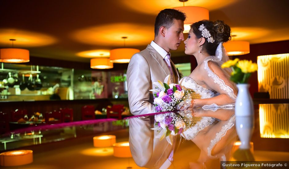 El matrimonio de Yamid y Yenny en Bucaramanga, Santander